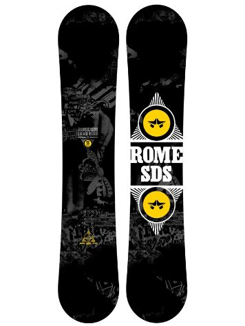 Rome Garage Rocker Wide 160 2014