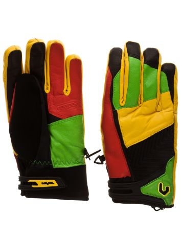 Level Bullet Gloves