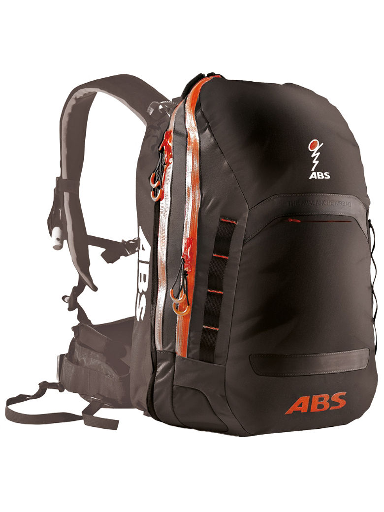 Tourenrucks�cke ABS Powder Zip-On 15 vergr��ern