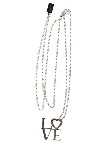 mint Love Necklace
