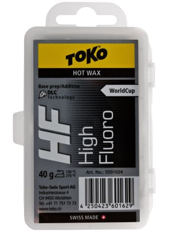 Toko HF Hot Wax black 40g