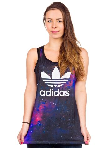 adidas Originals Galaxy Logo Tank Top