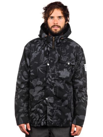 akomplice Magic Black Floral Jacket