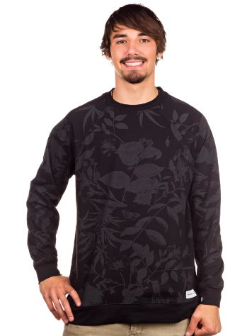 akomplice Magic Black Floral Sweater