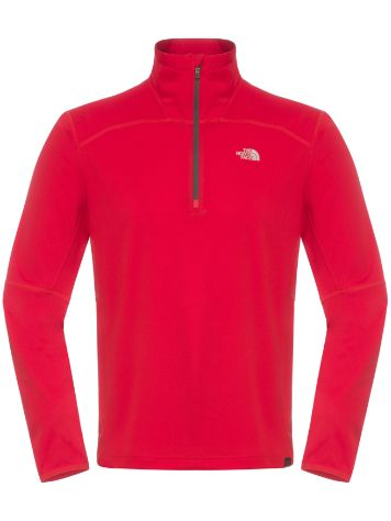 The North Face Nihon 1/4 Zip Tech Tee LS