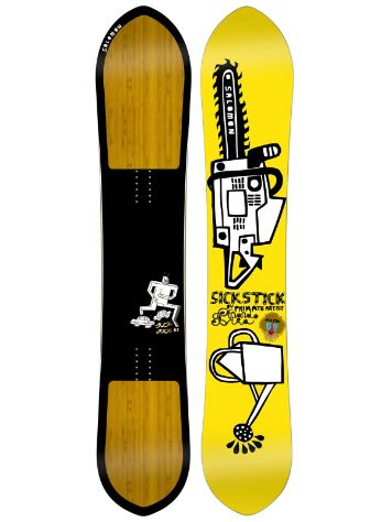 Salomon Sickstick 163 2014
