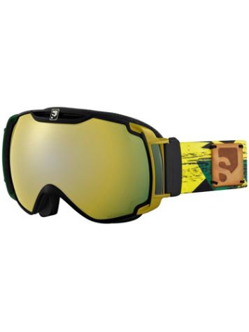 Salomon X-Tend 12 Mirror Yellow/Grey/Solar