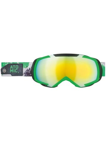 Atomic Revel3 M Green/Yellow Mirror