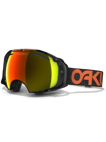 Oakley Airbrake Factory Pilot Solar Orange