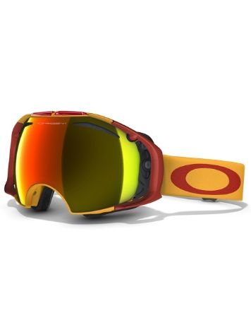 Oakley Airbrake Bright Orange (Golden Poppy)