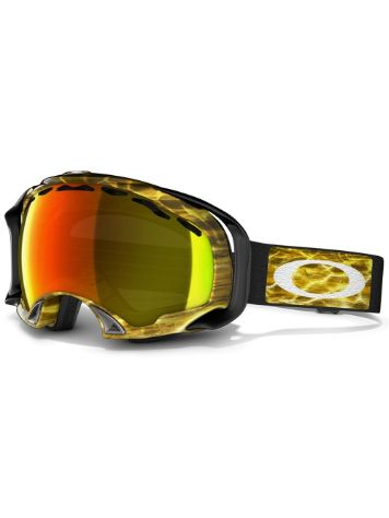 Oakley Splice Amped Bright Orange