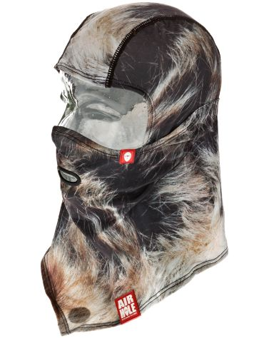 Airhole Fur Facemask
