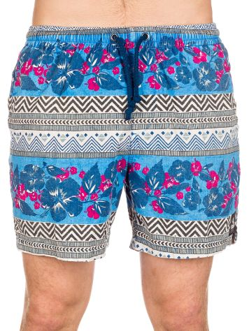 Vanguard Tropical Pharaoh Volley Shorts