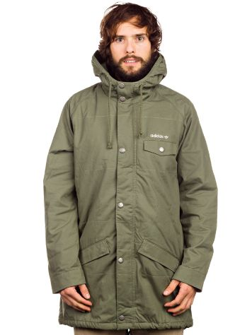 adidas Originals Pad Fsht Parka Jacket