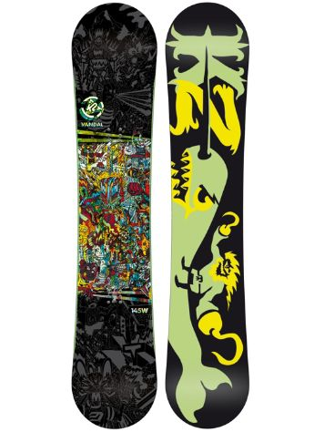 K2 Vandal Wide 145 2014 Boys