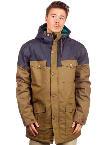 Iriedaily Dock36 Winter Parka Coat