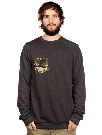 Volcom Printed Pocket Crew Sweater