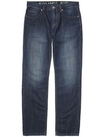 Billabong Straight Fifty Dark Jeans