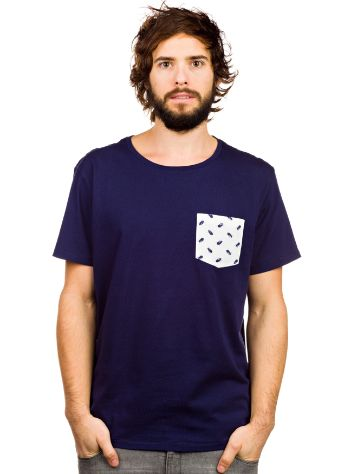 WeSC Beatle Pocket T-Shirt