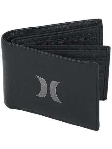 Hurley Icon Leather Wallet
