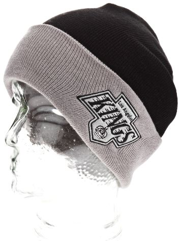 Mitchell & Ness NHL Los Angeles Kings 2 Tone Cuff Beanie