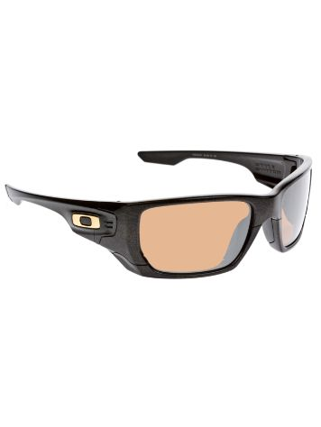 Oakley Style Switch polished black/gold ghost text