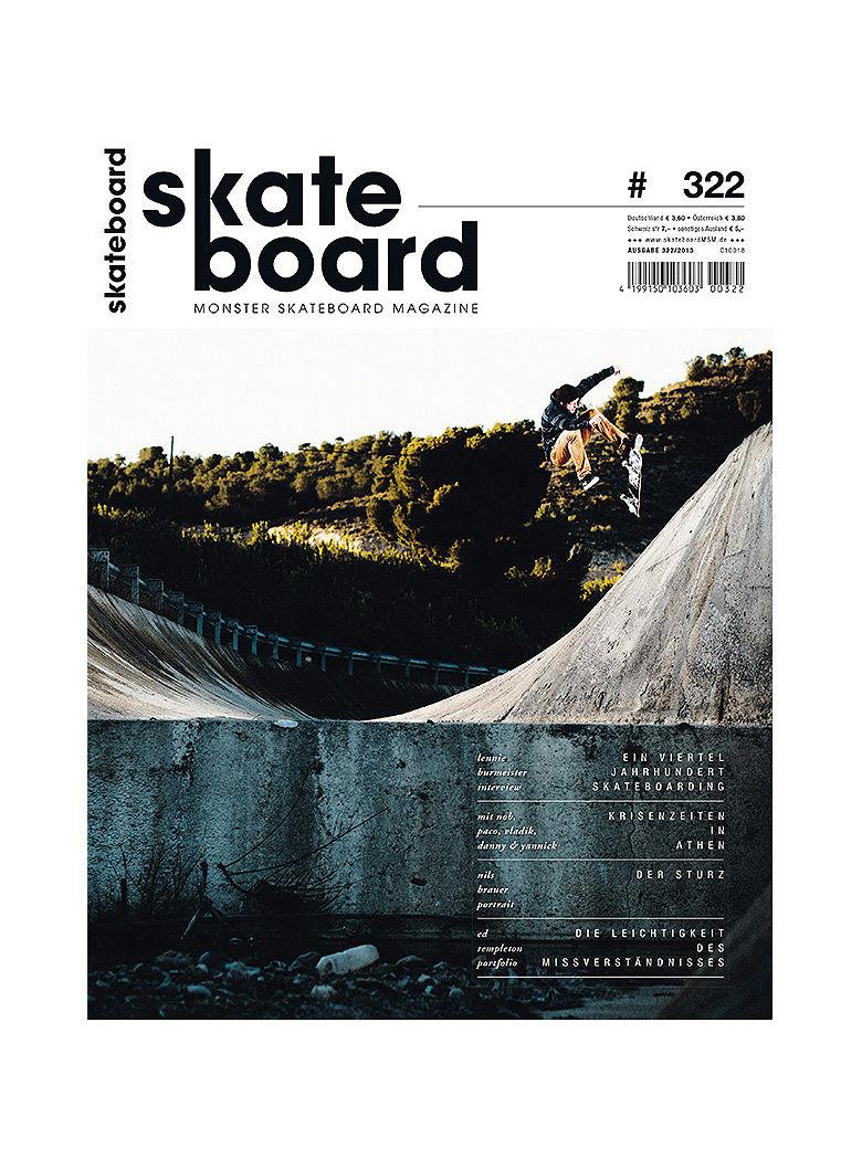 B�cher MSM Skateboard MSM #322 vergr��ern