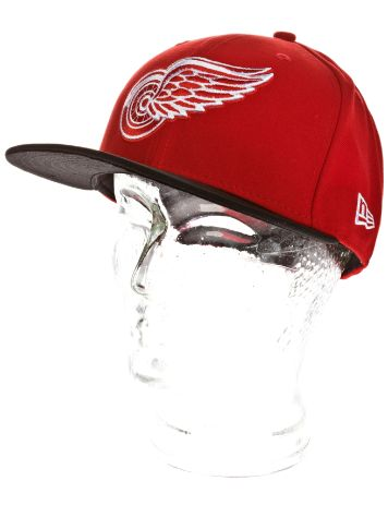 New Era Detroit Red Wings NHL Team Basic Cap