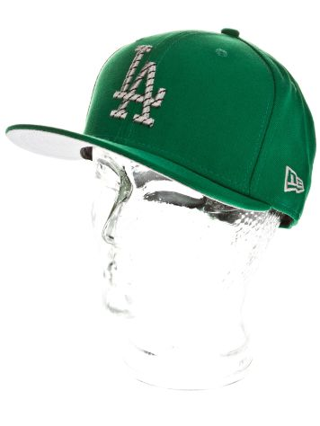 New Era LA Dodgers Logo Chain Cap
