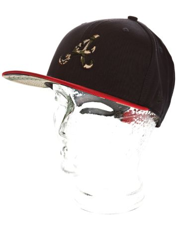 New Era Atlanta Braves Camo Fill 9Fifty Cap