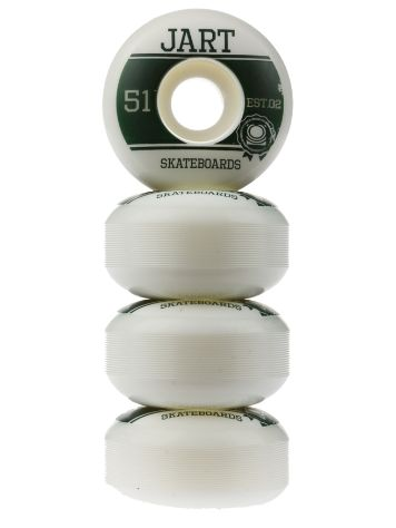 Jart Jart Logo Campus 51mm Wheels
