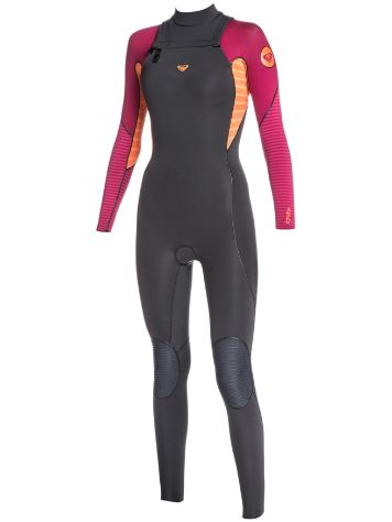 Roxy Ignite 4/3Mm Chest-Zip Fullsuit
