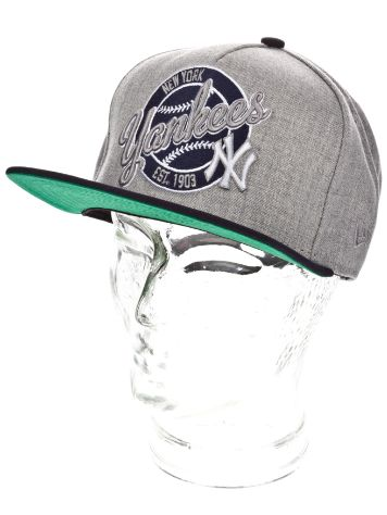New Era NY Yankees Rethered Cap