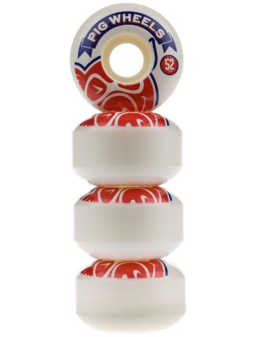 Pig Wheels Banner 52mm