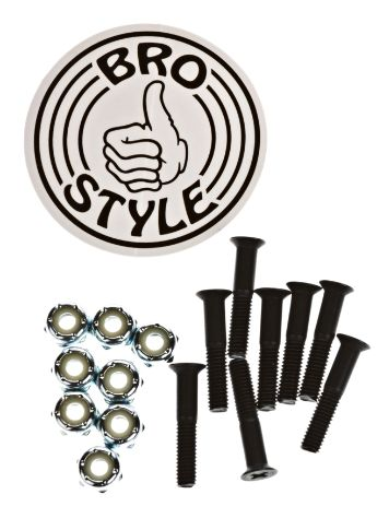 Bro Style Bolts 1