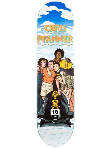 Antihero Pfanner Cool Pfannings 8.18 Deck
