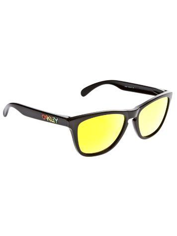 Oakley Frogskin Polished Black Sonnenbrille Preisvergleich