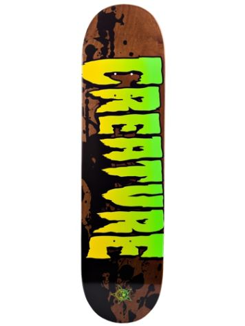 "Creature Stained ""MD"" 8.25 Deck"