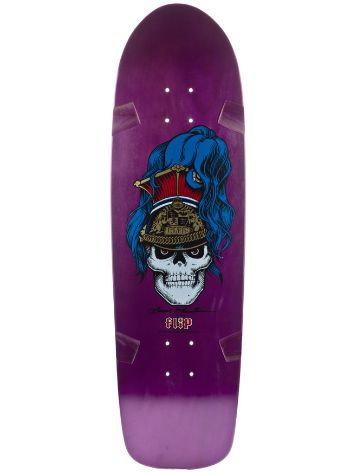 Flip Mountain Brigadier Purple 9.5 Deck