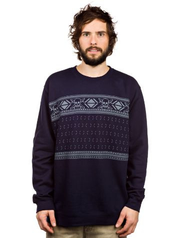 Fourstar Textile Crew Sweater