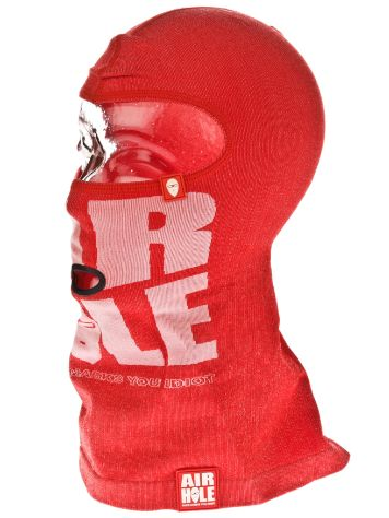 Airhole Powell - Red Facemask