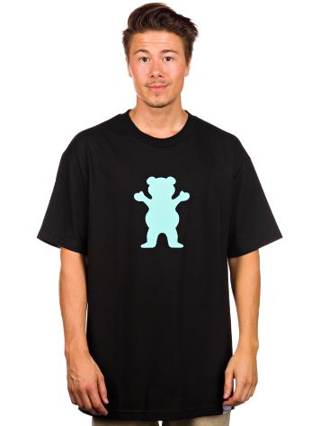 Grizzly Bear Logo T-Shirt