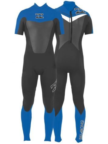 Billabong Foil Back Zip Steamers 2mm Wetsuit