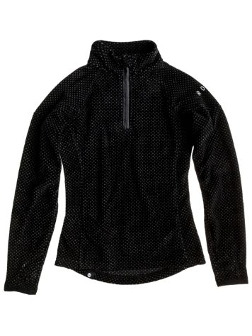 Roxy Mist Half Zip Fleece Girls