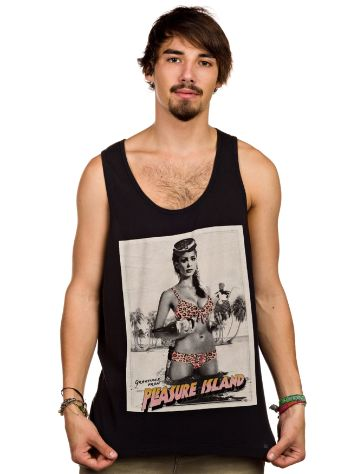 Globe Pleasure Island T-Shirt