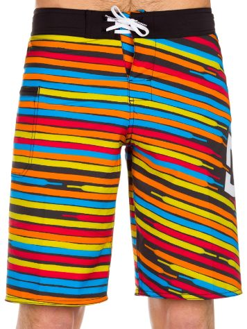 DC Lace Stripe Boardshorts Boys