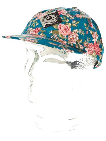 Obey Floral Throwback Hat