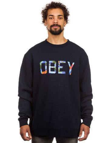 Obey Wharf Sweater