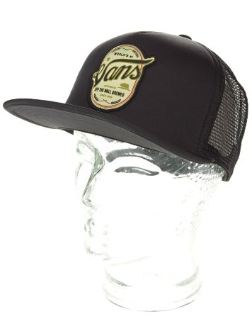 Vans Off The Wall Brewed Trucker Cap