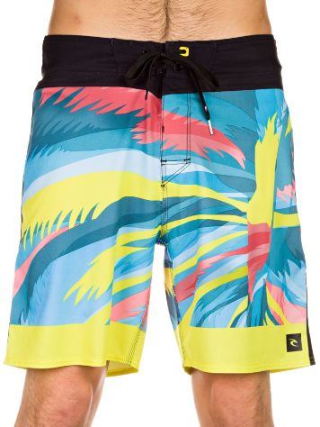 "Rip Curl Mirage Brash Palms 19"" Boardshorts"